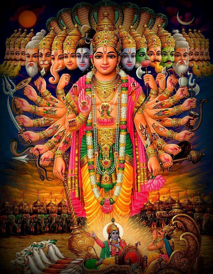 Viswaroopam-Maha Vishnu