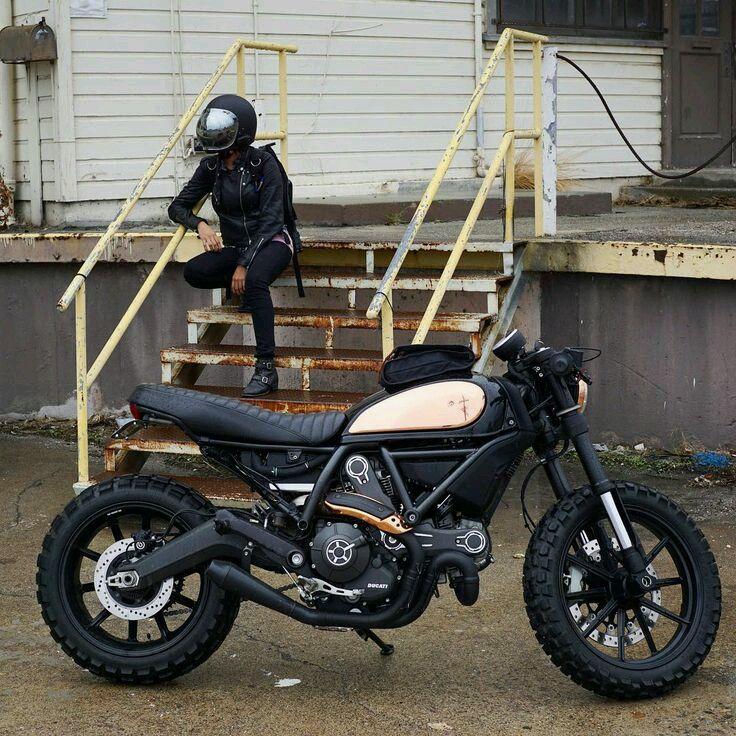 Ducati Scrambler #scramblerducati discover #motomood