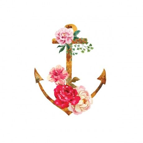 PINK TROPICAL ANCHOR