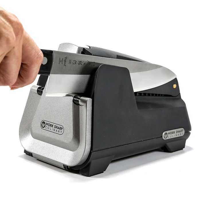 best electric knife sharpener chef knife