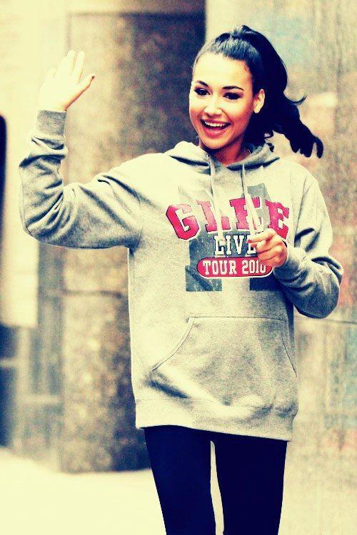 Naya Rivera & Kim Kardashian: Look Alike — 'Glee' Singer ...