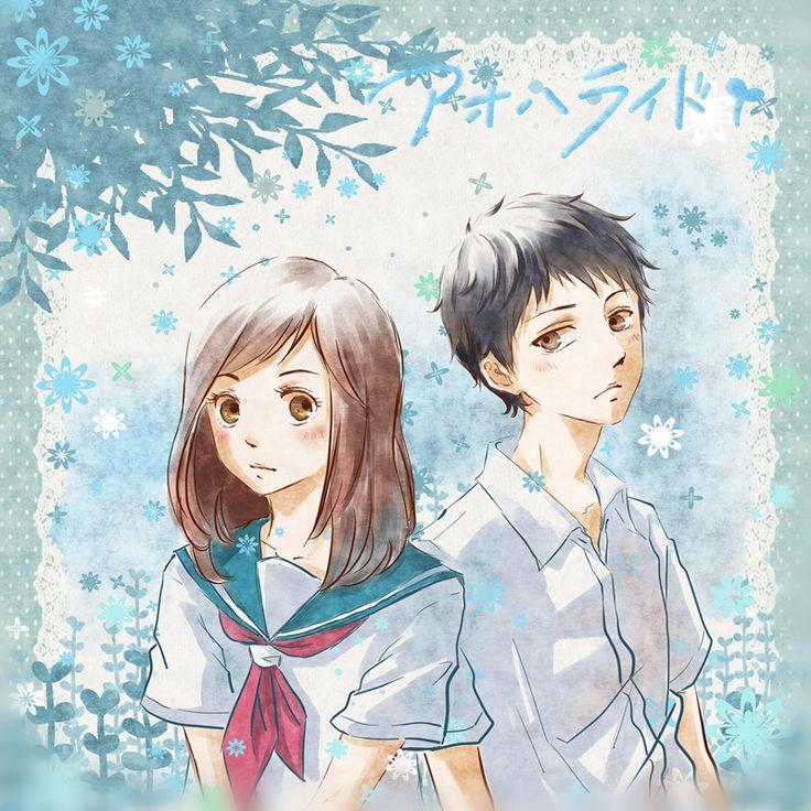 Ao Haru Ride / Blue Spring Ride Mabuchi/Tanaka Kou and
