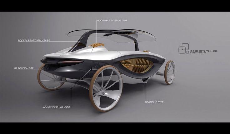 Inner City Vehicle by Sean Seongjun Ko — Design42Day Magazine