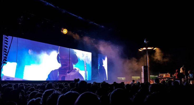 Frank Ocean on Northside was the best and most fantastic concert I have ever been to!  - #frankocean #ns17 #northside #northsidefestival #blond #boysdontcry #channelorange #live #concert #festival #oddfuture #aarhus #denmark #koncert #musik #music #tour #nikes #solo #biking #pyramides #rnb #soul #aarhus2017 #danmark