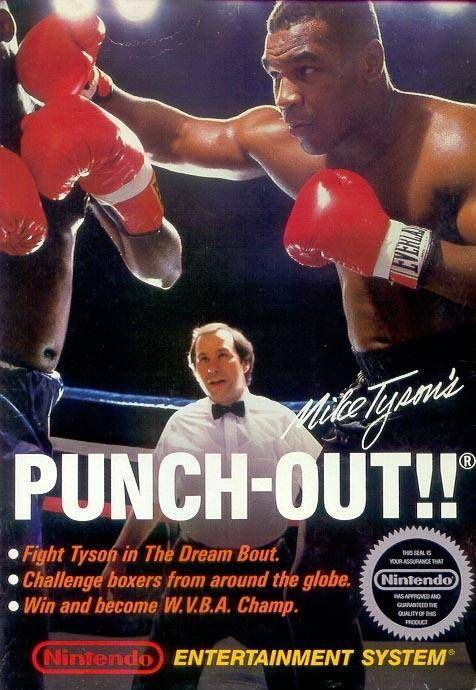 Mike Tyson's Punch-OUT!! - NES (1987)
