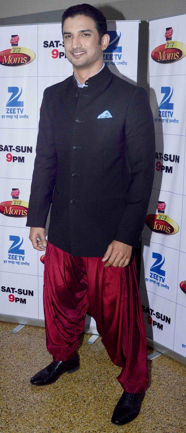 Sushant Singh Rajput promotes Detective Byomkesh Bakshy! on DID Super Moms. #Bollywood #Fashion #Style #Handsome