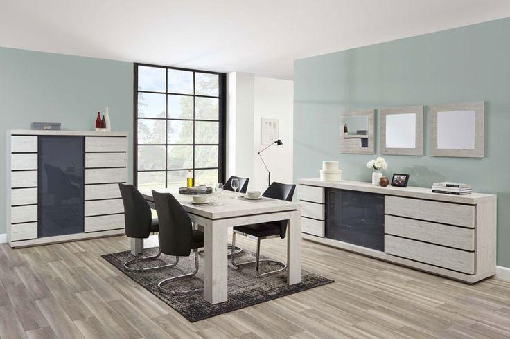KLAPTA - Gezellige, hedendaagse woonkamer vervaardigd uit spaanderplaat. Wilt u meer over deze woonkamercollectie ontdekken?  Kom dan zeker langs in onze winkel | Meubelen Crack