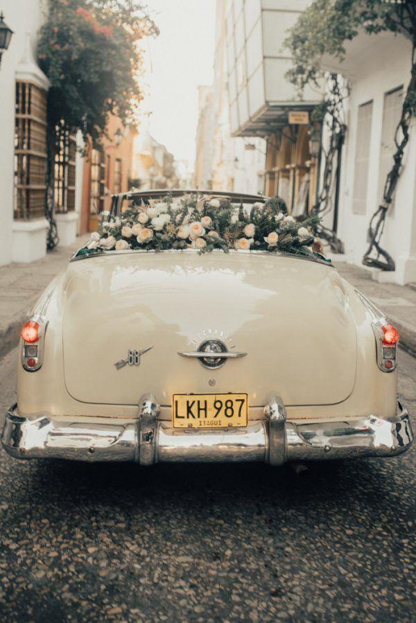 Rustic Glam Colombian Destination Wedding