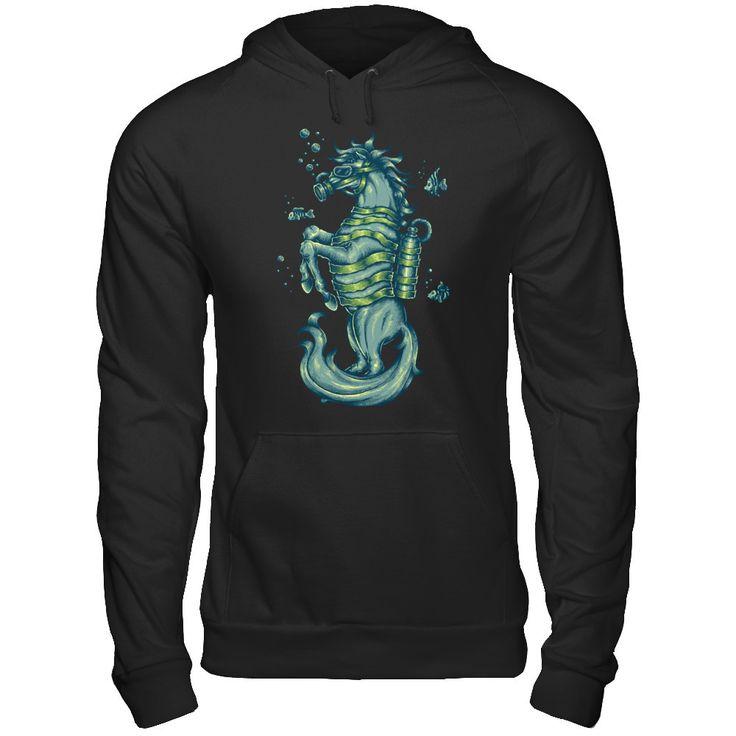 Seahorse - Hoodie