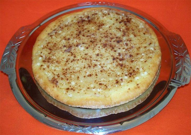 Apple Kuchen The South Dakota State Dessert Recipe