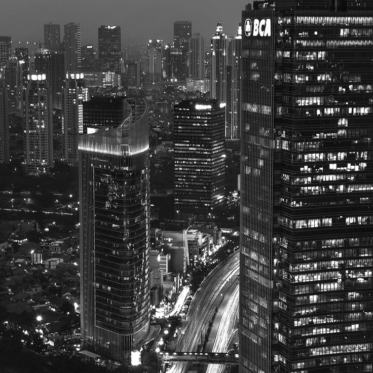 Jakarta by Hengki Koentjoro on 500px