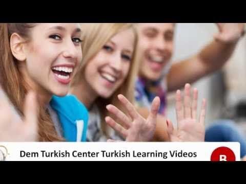 #Learn #TurkishLanguage with #TurkishLearning dialogues - Introducing yourself