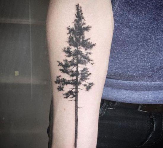 Tatuaż Drzewo Symbolika I Znaczenie Tatuażu Co Symbolizują