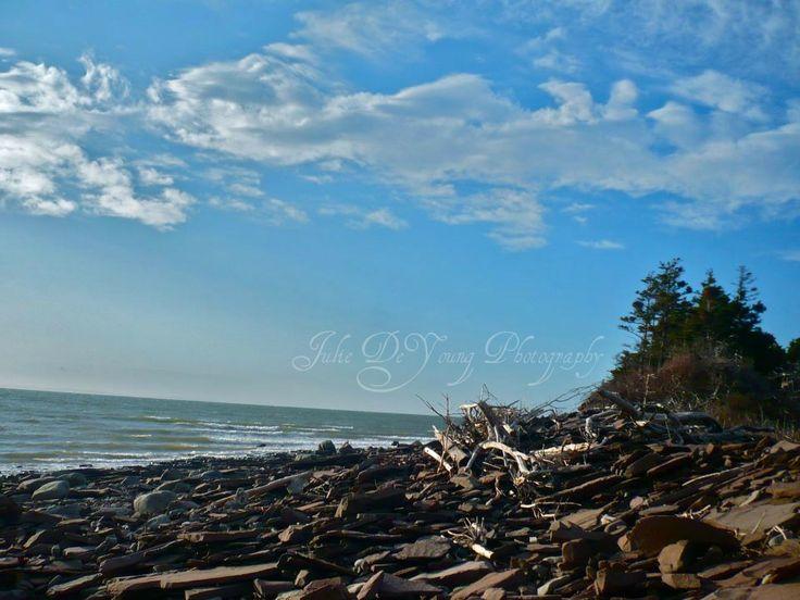 Nova Scotia Coastline from Cape Jack