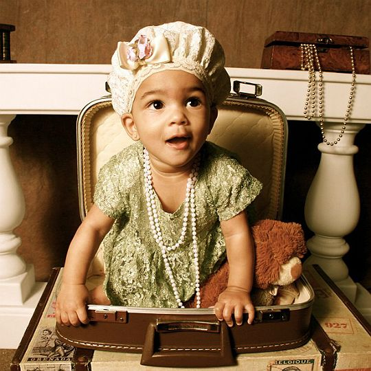 Shai Moss, daughter of rapper Bow Wow