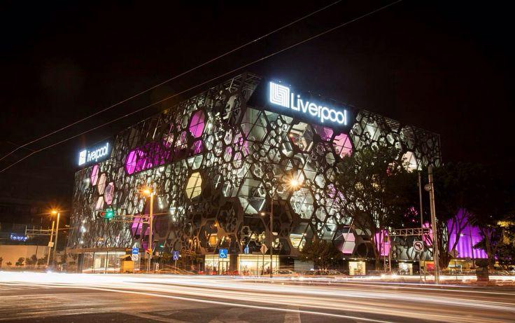 Liverpool Mexico