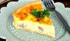 Μια πεντανόστιμη, Κις Λορέν με μπέικον και τυρί Έμενταλ. Μια αυθεντική, Γαλλική συνταγή για να απολαύσετε μια υπέροχη κις λορέν με σπιτική ζύμη και γευστικ