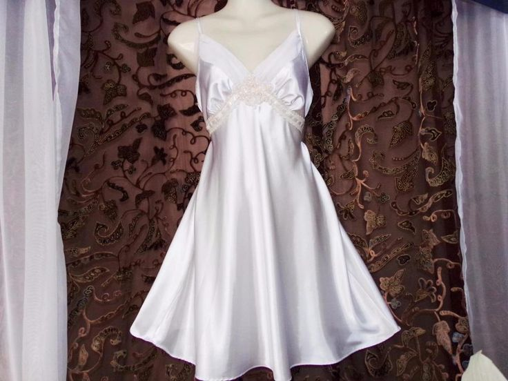 EBay-Vintage Nightgowns And