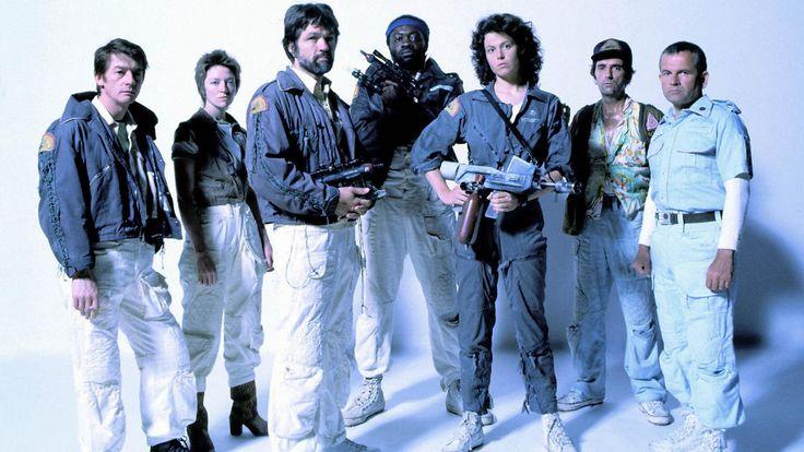 Alien (1979) - Sigourney Weaver, Tom Skerritt, John Hurt - Movies HD 1080p