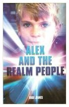 Alex and the Realm People is a great books for kids of 12yrs and up.