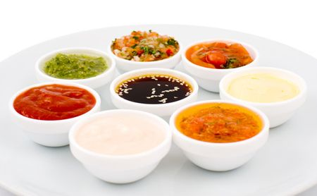 #Salsas ligeras para #ensaladas.