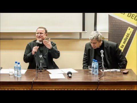 ks Piotr Pawlukiewicz i ks Bogusław Kowalski-Czarny humor (niesamowite ś...
