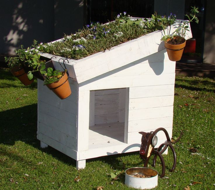 #PALLET: Dog House - (Dunway Enterprises) http://dunway.info/pallets/index.html
