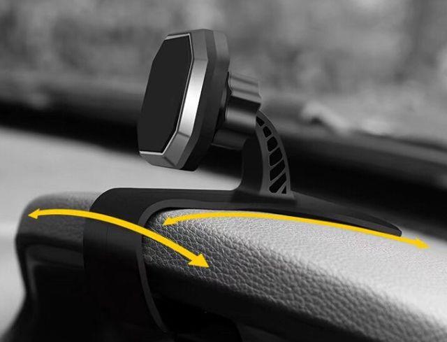 Магнитная CD-плееры автомобильный держатель телефона Air Vent клип приборная панель всасывания Подставки для ОТО m Мото E3 Мощность/G4 Play/G4 plus/G3/x С...