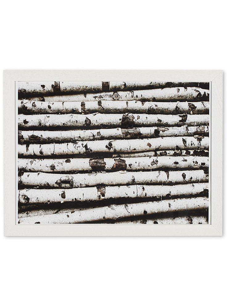 Cet article est disponible pour achat en ligne et livraison à domicile uniquement.     Une photographie naturaliste moderne qui s'intégrera à merveille dans les décors à l'inspiration chalet rustique. Invitez la nature dans votre maison !      MATÉRIAUX ET FINI   Image sur papier mat allemand haute résolution à enduit premium, verre de protection et cadre en bois      DIMENSIONS   23x30,5 pouces      EMBALLAGE   Boîte : 29x35 pouces  Poids approx. : 20 livres  *Veuillez noter que l&#...