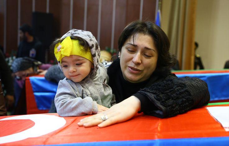 Türk milletvekillerinden Azerbaycan'a taziye ziyareti