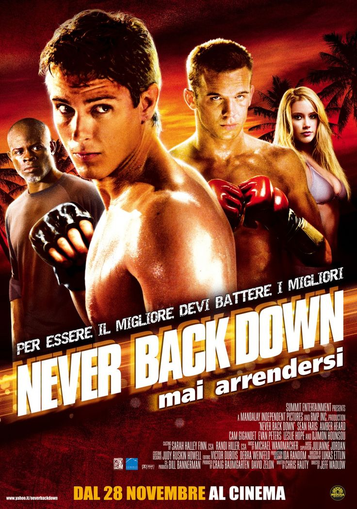 neverbackdown - Google Search   Streaming movies free. Full movies. Never back down
