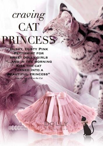 Dolly cat princess! Διαθέσιμη για 3-18 μηνών!