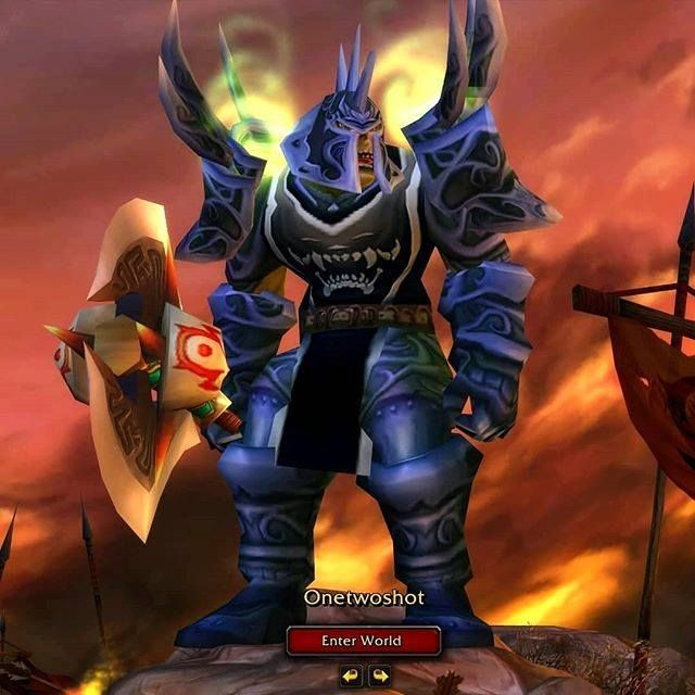 PvP Shaman WoW Classic . By @classic_wow_gear