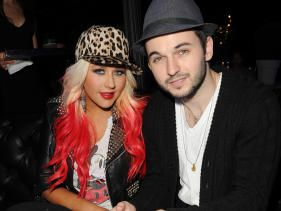 Christina AgIs Christina Aguilera Pregnant Again? Singer and new fiancé Matt Rutler are reportedly expecting a baby. uilera and Matt Rutler in 2012.