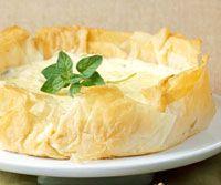 Herbed Feta Cheesecake Recipe