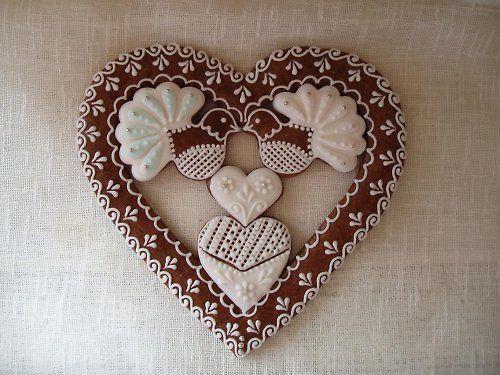 Czech gingerbread.... ART!