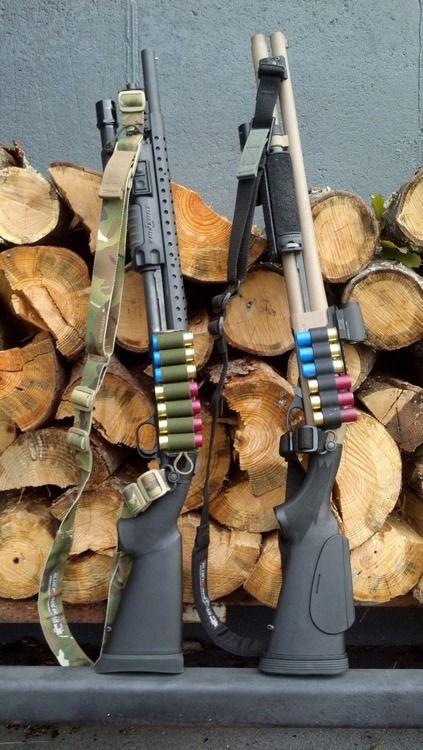 Mossberg 590 | Remington 870
