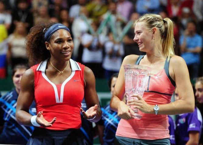WTA Rankings - Serena Willaims is still no. 1; for this week atleast