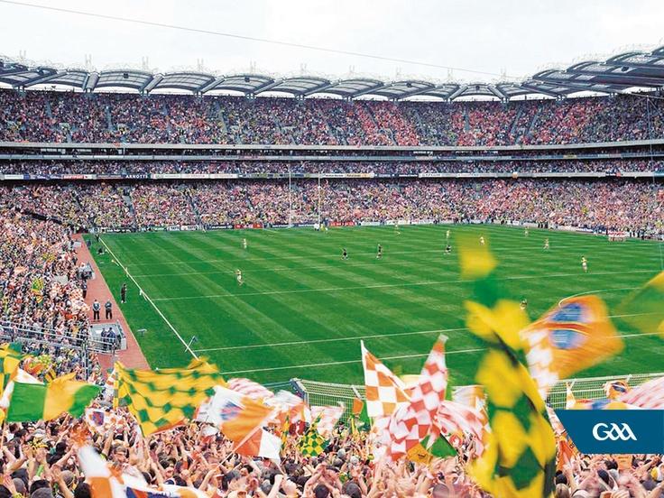 Croke Park, Dublin!