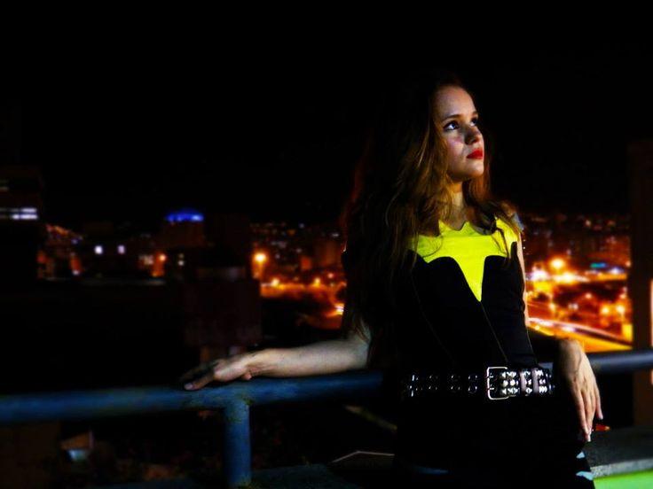 """Editorial da coleção """"Heroínas"""" criada pela designer Milca Alves para o desfile de conclusão de curso. Fotos: Lucas Alexandre, Modelo: Kamilla Rosado."""