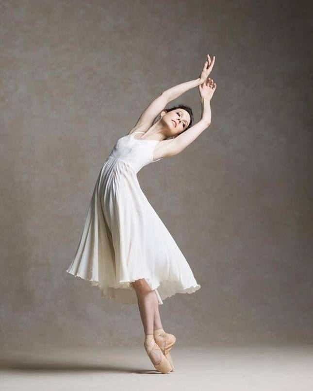 питание позы балерин для фотосессий жарких странах начался