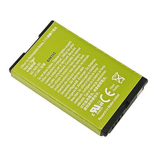Buy BRAND NEW OEM BLACKBERRY C-X2 1400MAH 3.7V BATTERY BAT-11005-001 8350i 8800 8800c 800r 8820 8830 8830 WORLD EDITION NEW for 19.97 USD | Reusell
