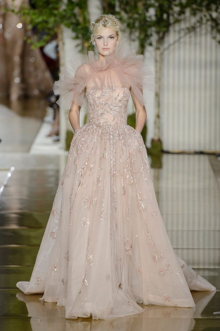 Couture GORGEOUS: Zuhair Murad | ZsaZsa Bellagio - Like No Other