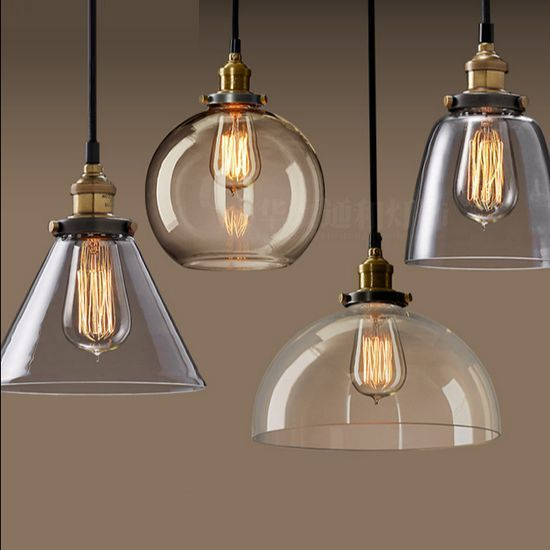 44 best LAMP SHADES images on Pinterest | Lamp shades, Clear glass ...