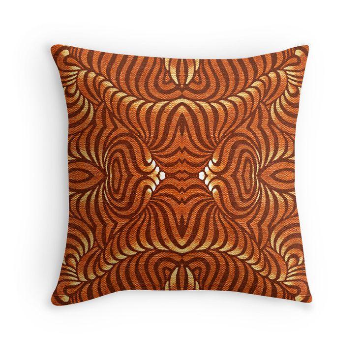 Tiger pattern - acrylic