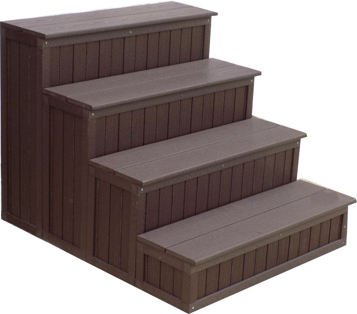 Perfect Our Swim Spa Decks Are Made To Fit Your One Of Kind Spa. Check Out All Of  Our Swim Spa Step Offeu2026