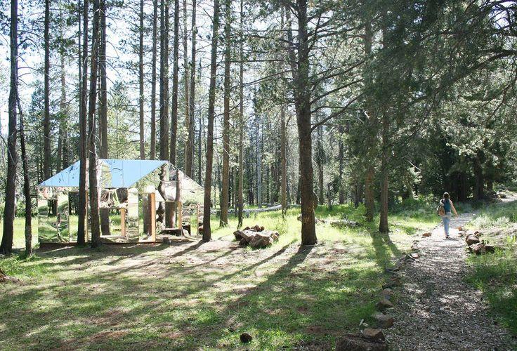 Architekci: stpmj Foto: stpmj Tekst: nowoczesna STODOŁA Lokalizacja: Sagehen Creek Field Station, Tahoe National Forest, USA