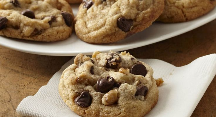 Cinnamon Chocolate Chip Cookies Recipe