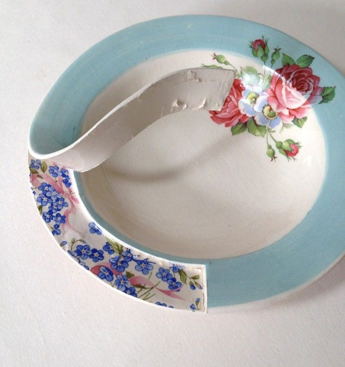 Ceramic Surgery: Artist explores what lies beneath the surface of popular crockery | Beccy Ridsdel
