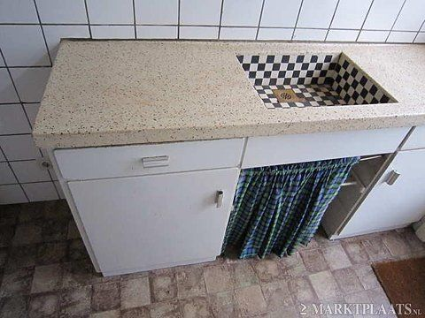 25 beste idee n over keuken granieten aanrecht op for Ouderwetse keuken te koop